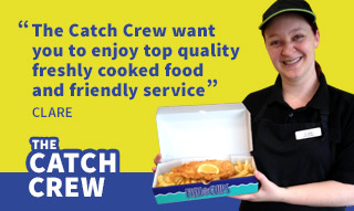 Catch Fish and Chips - Ashford, Kent